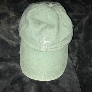 Love your melon ball cap!